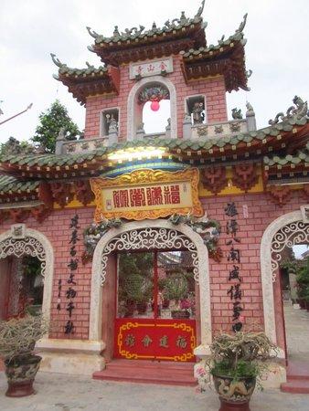 Fukian Assembly Hall (Phuc Kien): Superb detail
