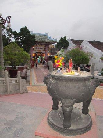 Fukian Assembly Hall (Phuc Kien): Internal view