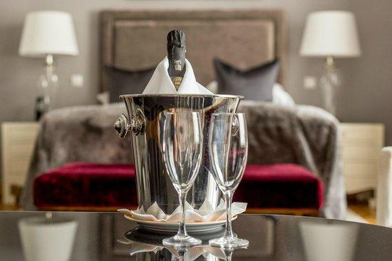 St. Petersbourg Hotel: Suite
