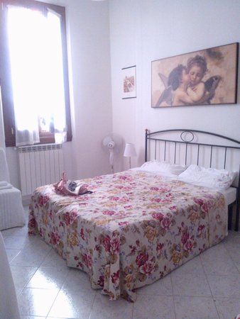 Bed & Breakfast Da Mila : Cama