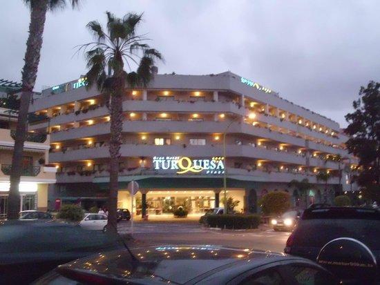 Gran Hotel Turquesa Playa: Hotel