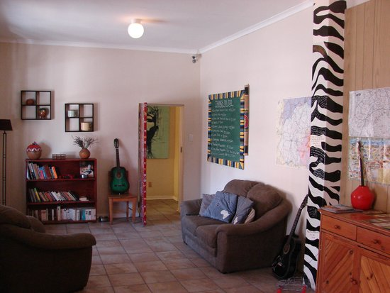 Platberg Harrismith Backpackers: Reception Area