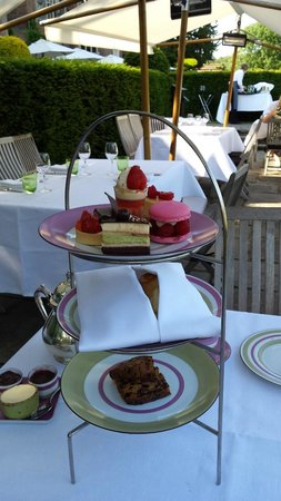 Afternoon Tea at Great Fosters: Afternoon Tea treats