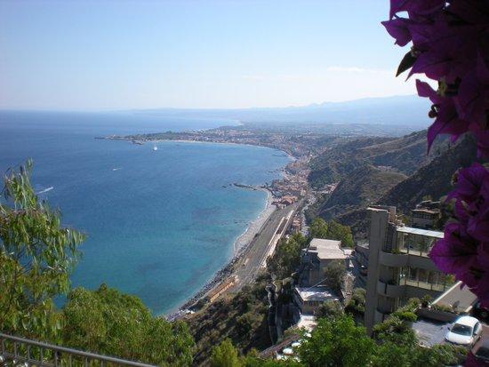 Hotel Villa Belvedere: Room 59 view
