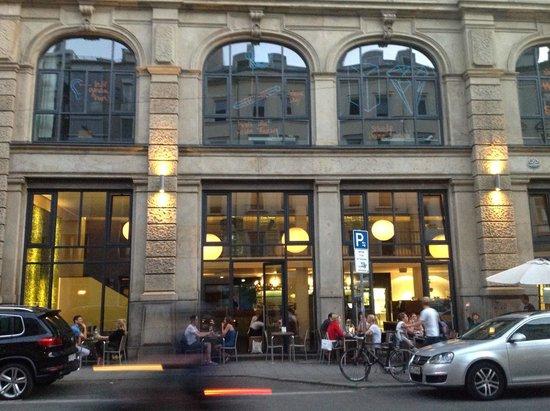 Nero Pizza & Grill: Außenansicht