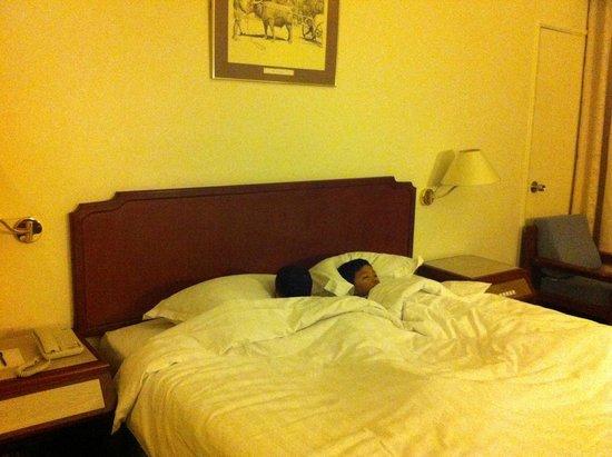 Hotel Shangri-La Kota Kinabalu: Comfort Room