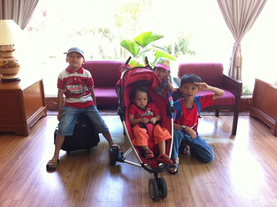 Hotel Shangri-La Kota Kinabalu : Hotel