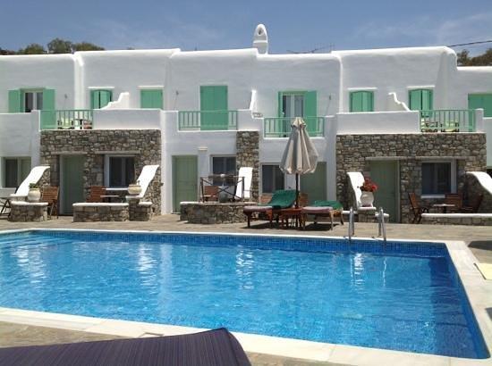 Bellissimo Resort: piscina