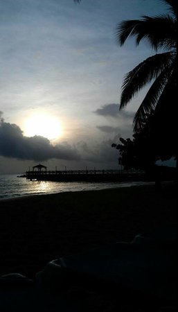 ClubHotel Riu Ocho Rios: Waiting for the sunrise