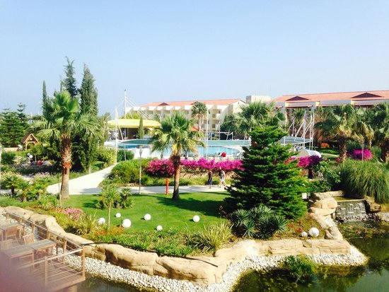 Aqua Fantasy Aquapark Hotel & SPA: View room our room