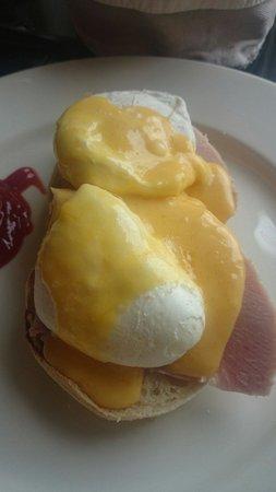 Seaham Hall: Breakfast