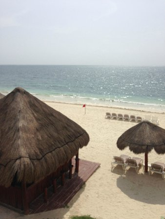 Now Sapphire Riviera Cancun: View From room