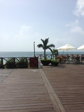 Now Sapphire Riviera Cancun: BlueWater Grill