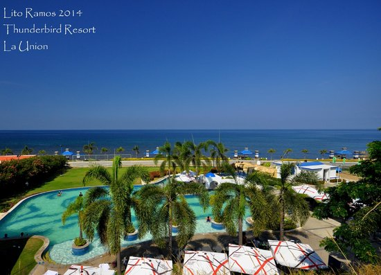 Thunderbird Resorts Poro Point : the beach side