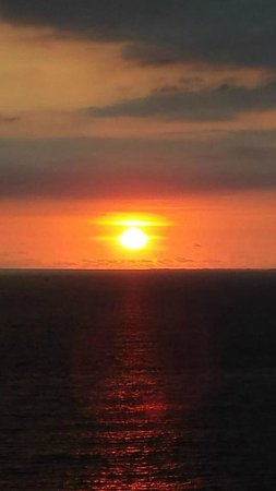 Secrets Vallarta Bay Puerto Vallarta: One of the many amazing sunsets