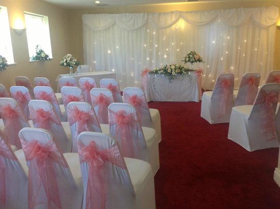 Millers Hotel: Ceremony room 2