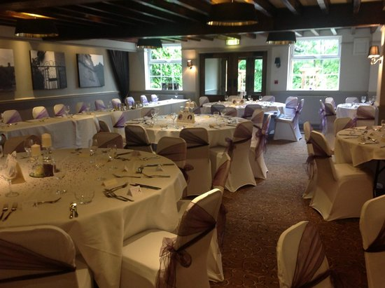 Millers Hotel: Bosworth wedding
