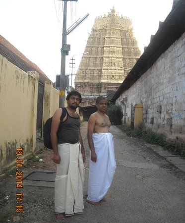 Dress for Temple