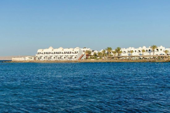 Arabella Azur Resort: пляж