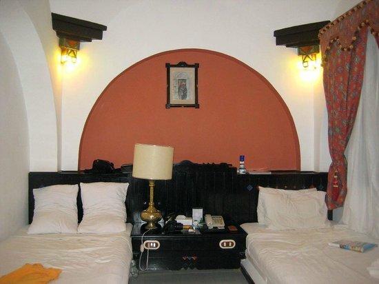 Arabella Azur Resort: номер с двумя кроватями