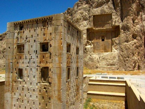 Persepolis, Iran: Rostam1