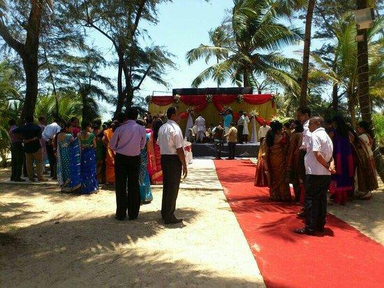 Varca Palms Beach Resort: Nikhil wedding