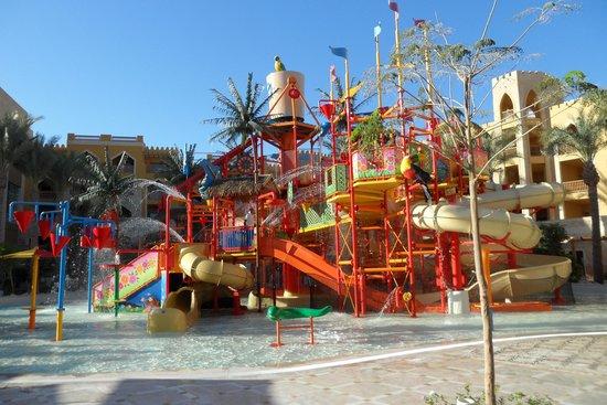 The Makadi Palace Hotel: Vandrutjesbane