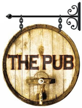 Made, Pays-Bas : The Pub Logo