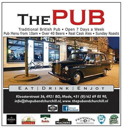 Made, Nederländerna: The Pub