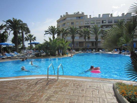 Golden Taurus Park Resort: the 'quiet' pool