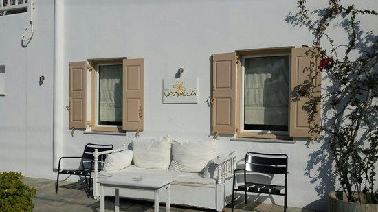 Vanilla Hotel : Ingresso