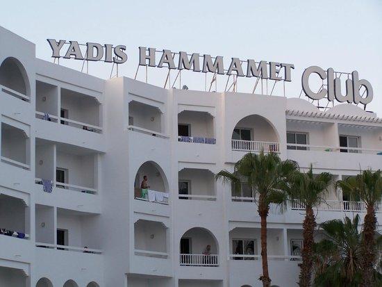 Yadis Hammamet : hotel