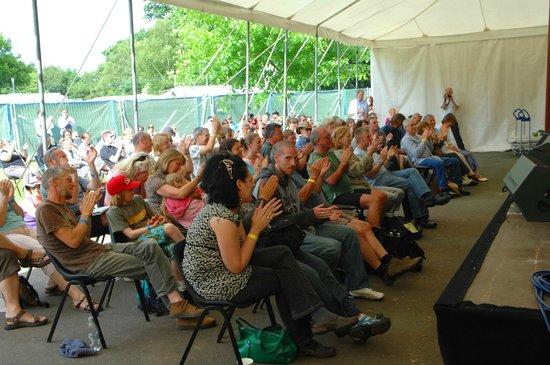 The Hawth: Annual Folk Festival weekend every June