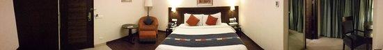 City Heart Sarovar Portico: Pano Bed