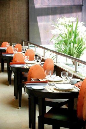 NH Alcorcón: Restaurant