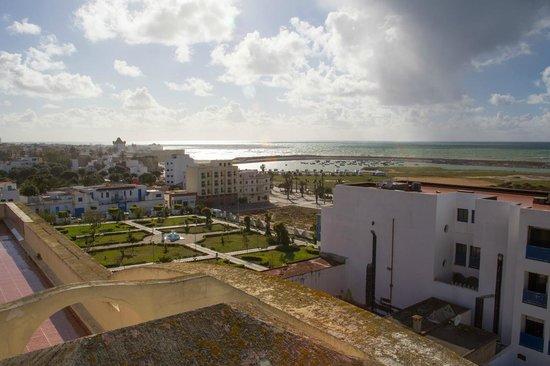 Hotel Zelis: С крыши