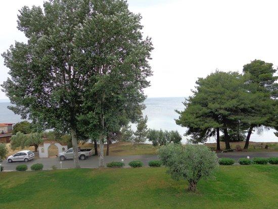 Acrotel Elea Village: vedere balcon