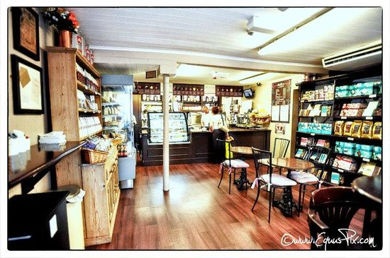 Lily O'Briens - The Chocolate Cafe: The Choc Cafe