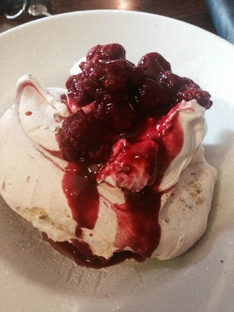 The Tempest Arms: The Meringue! £5.95