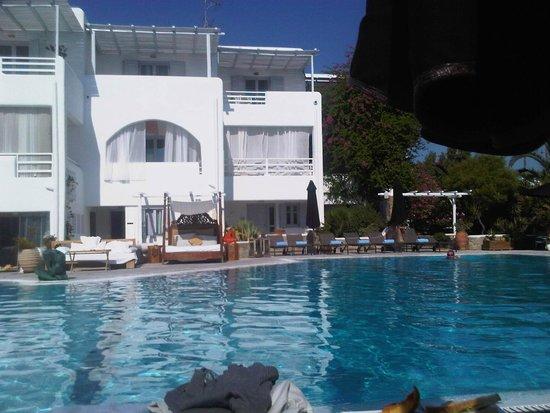 Andronikos Hotel Mykonos: Pool Area