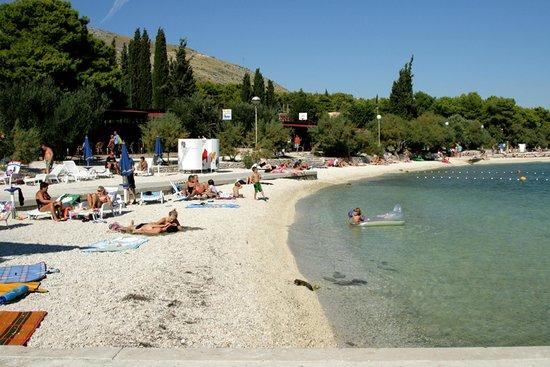 Apartmani Medena: beach
