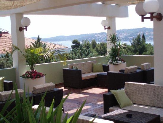 Apartmani Medena: terrace