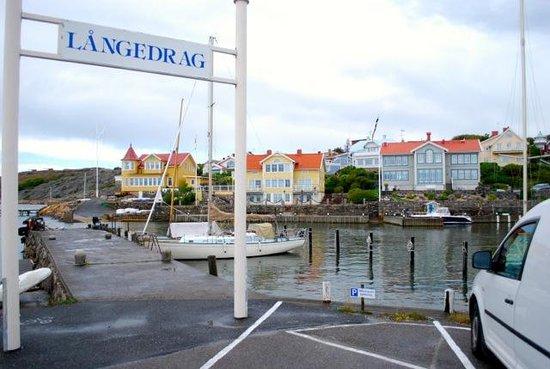 Southern Goteborg Archipelago : Entrance