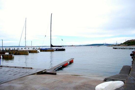 Southern Goteborg Archipelago : detail view