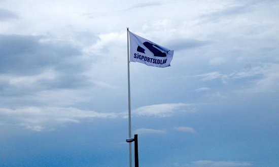 Southern Goteborg Archipelago : Sea sailors flag