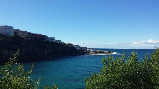 Bondi to Coogee Beach Coastal Walk: 風景很好!值得一遊!