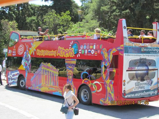 City Sightseeing Athens & Piraeus: city sightseeing tour