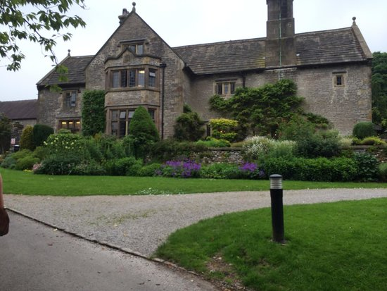 YHA Hartington Hall: The hostel!