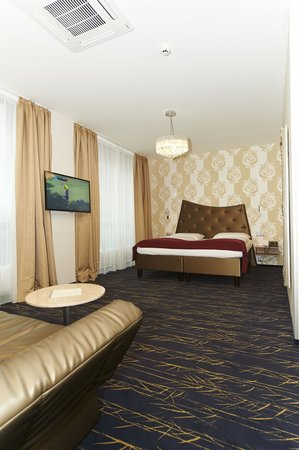 Hotel Viennart am Museumsquartier: Junior Suite