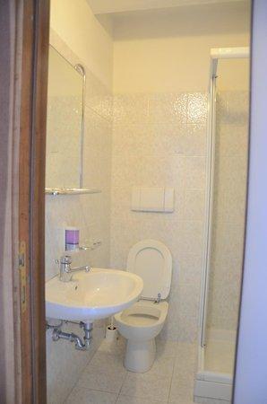 Hotel Gioia: bagno